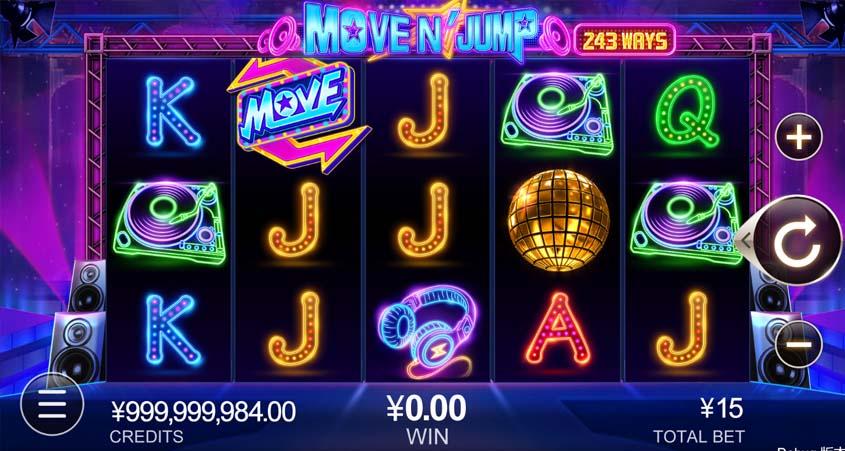 cq9 move n jump