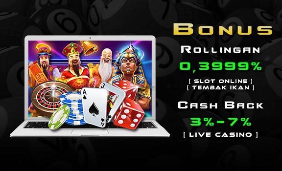 Promo bonus rollingan
