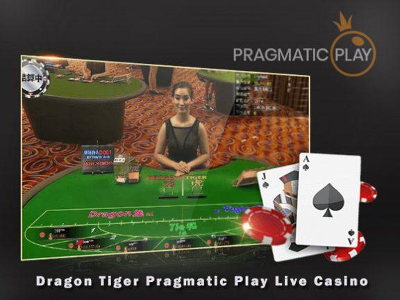 Dragon Tiger Pragmatic Play Live Casino